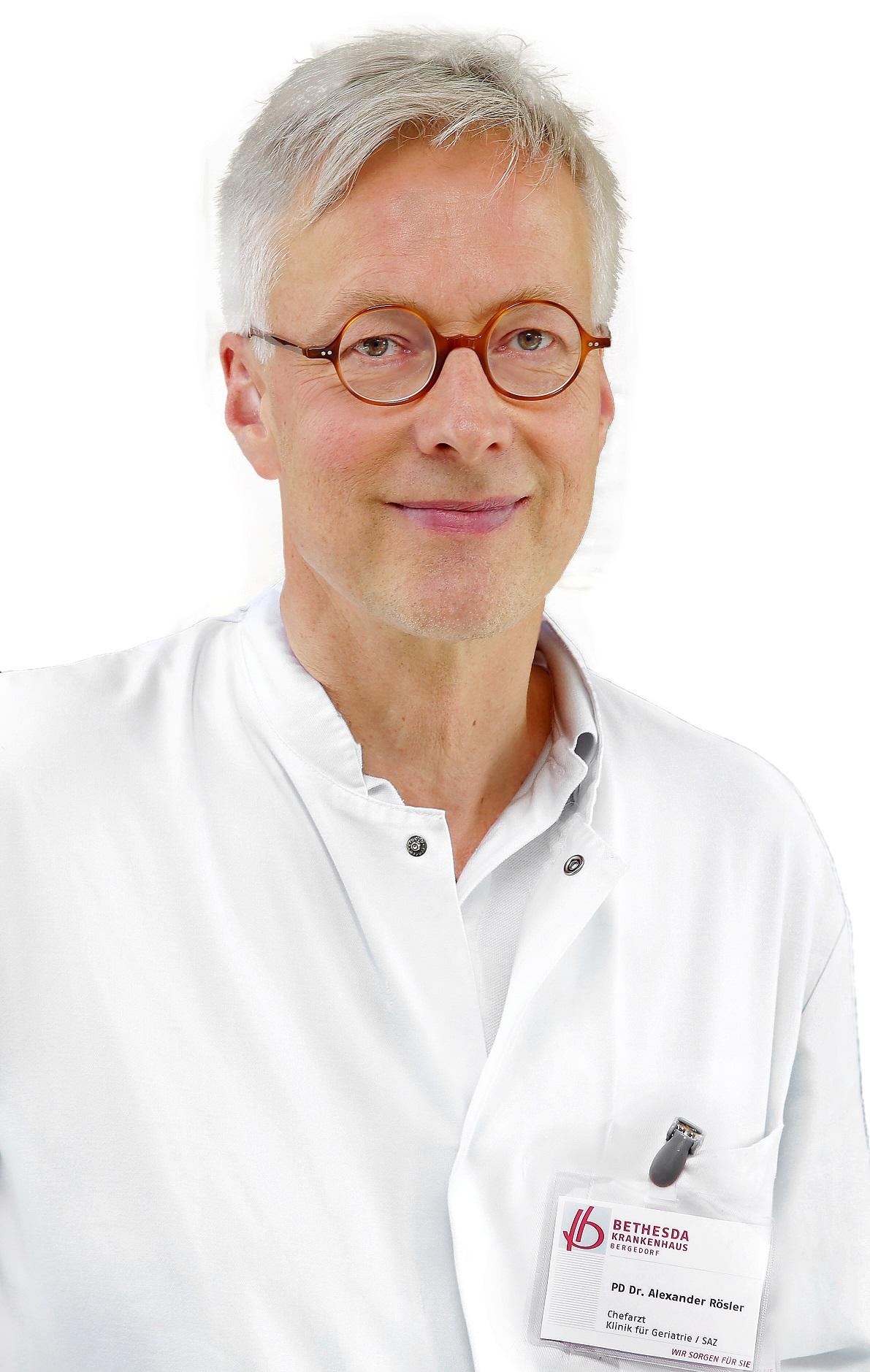 PD Dr. Alexander Rösler