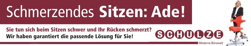 Anzeige Schulze