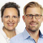Dr. Sommerfeld und Dr. Carpenter